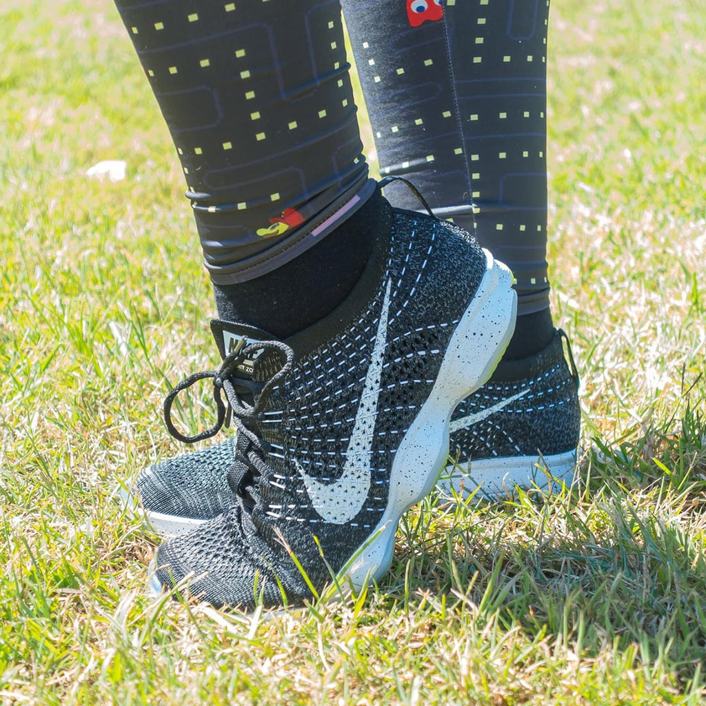 Road Test Review Nike FlyKnit Zoom Agility Training ...