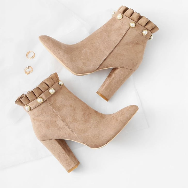 8d7a1dd7df Cute Shoes From Shein | POPSUGAR Fashion