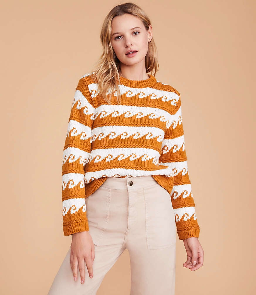 Waverunner Sweater