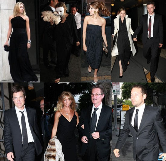 Celebrity Stylist Wedding Brings Out the Stars