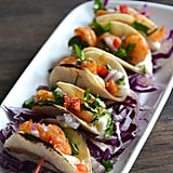 Mini Chipotle Shrimp Tacos With Cumin