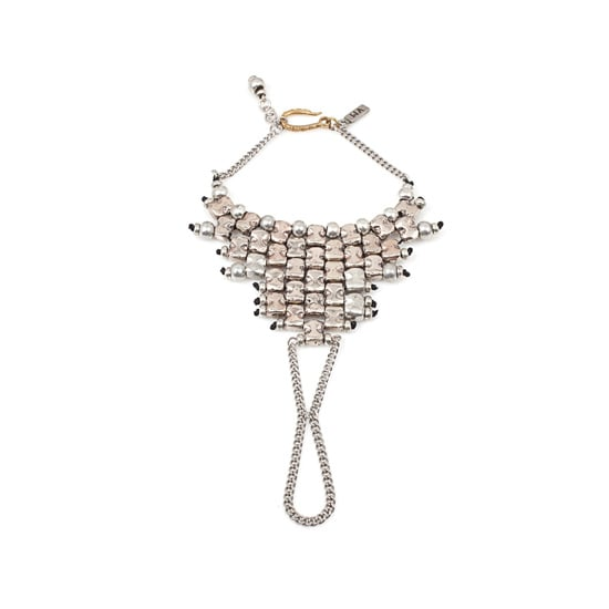 Ring-bracelet, approx. $156.01, Vanessa Mooney at Boutique To You