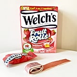 Welch's Fruit Rolls in Strawberry