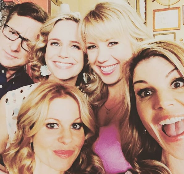 The Cast Of Full House May Have Played A Family On TV, But Their Sweet