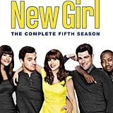 New Girl: The Complete Fifth Season DVD ($30)