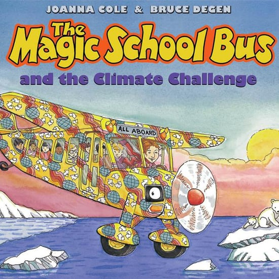 Books For Kids About Climate Change and Global Warming