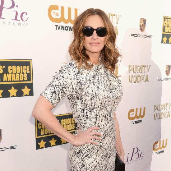 Julia Roberts's Dress at Critics' Choice Awards 2014