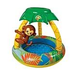 Poolmaster Go Bananas Monkey Inflatable Kiddie Pool