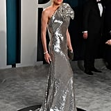 Diane Kruger at the Vanity Fair Oscars Afterparty 2020