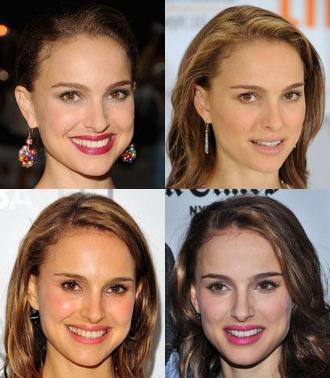 Pictures of Natalie Portman's Lipstick 2010-01-11 12:01:14