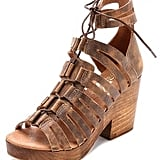 Freebird by Steven Ibiza Lace Up Sandals ($225)