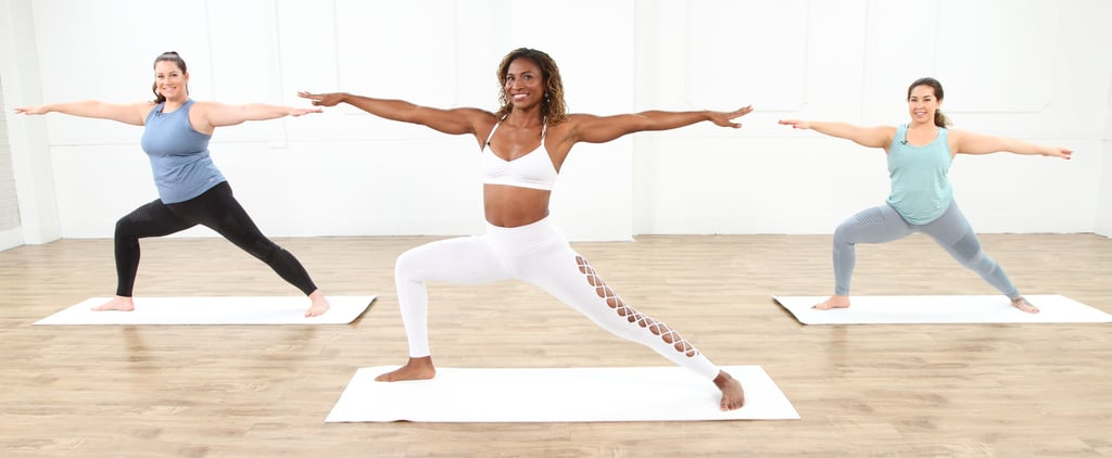 30-Minute Yoga Flow and Meditation With Koya Webb