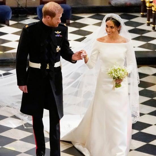 أروع لحظة في الزفاف بالنسبة للأمير هاري وميغان ماركل