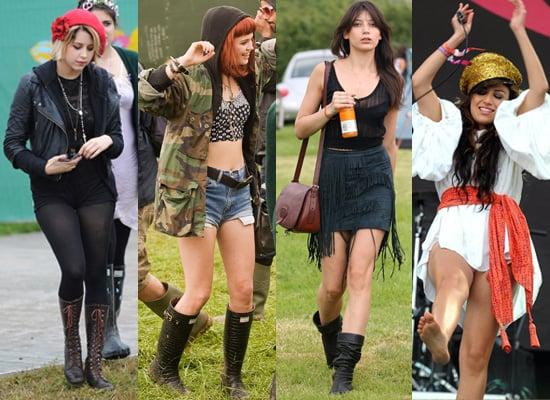 2009 Glastonbury Festival: Day One
