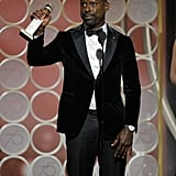 Sterling K. Brown Makes History