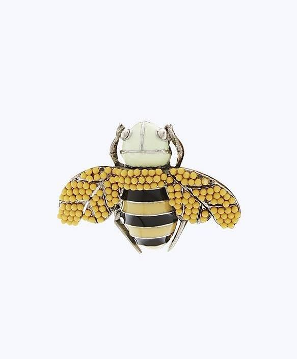 Marc Jacobs Bumble Bee Brooch