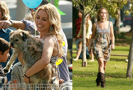 Piper Perabo Heads South of the Border