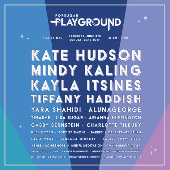 POPSUGAR Playground Schedule by Day