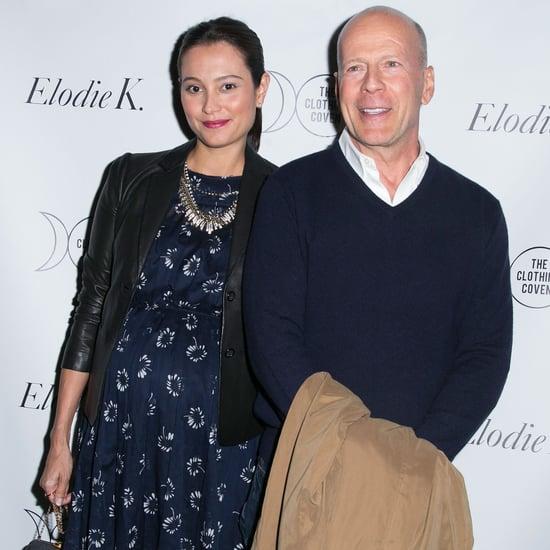 Bruce Willis hat fünfte Tochter bekommen