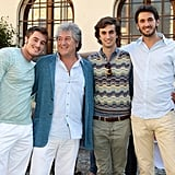 The Disappearance of Vittorio Missoni