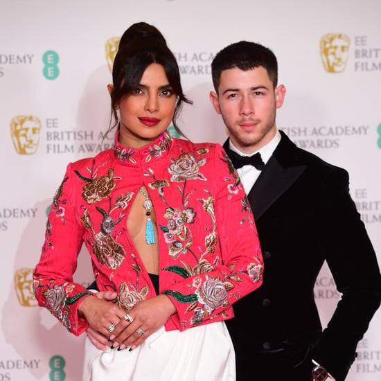 BAFTA Awards 2021: Priyanka Chopra's Black French Manicure