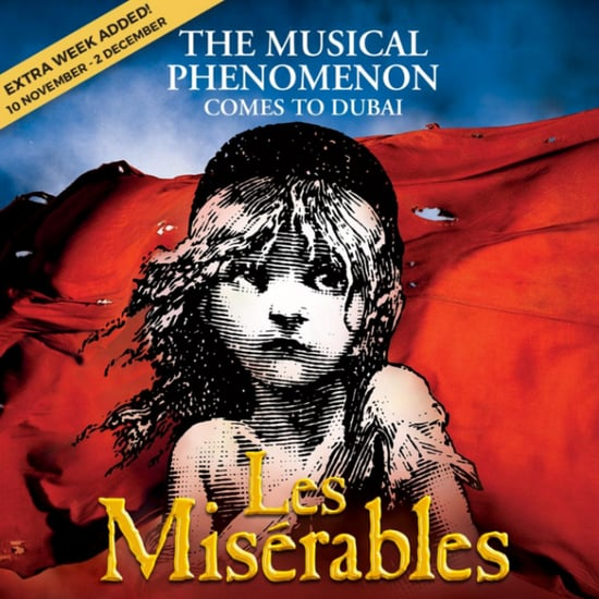 Dubai Opera Extends Les Miserables Run to December 2016