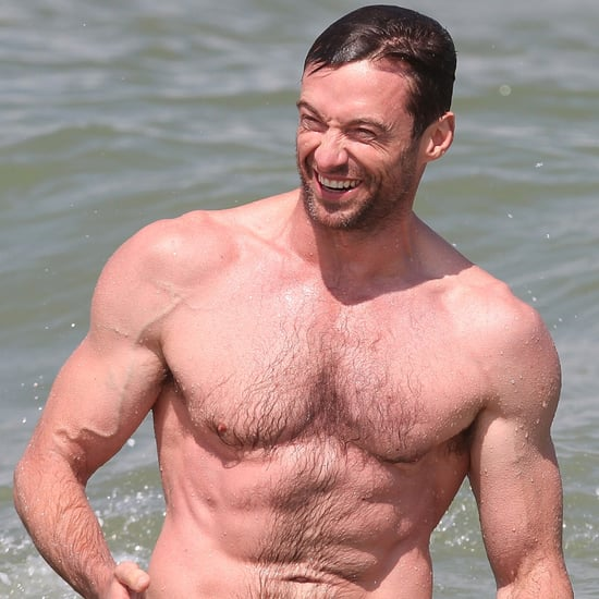 Shirtless Photos of Hugh Jackman