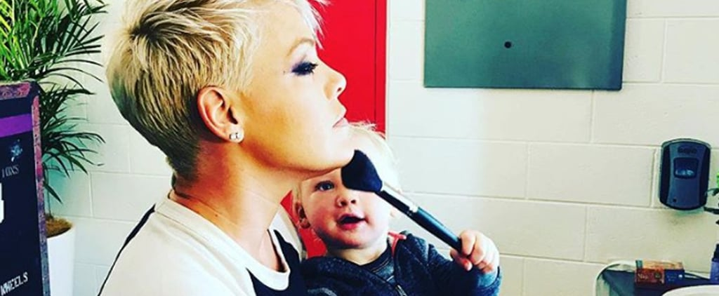 Pink Cancels Tour Date When Her and Kids Are Sick