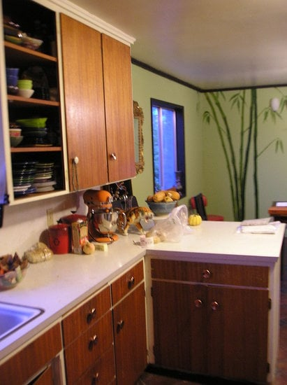 Before and After: J Paige's Amazing Kitchen Transformation