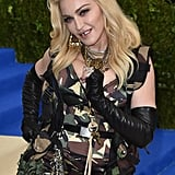When Madonna Smiled to Show Off Her Grill