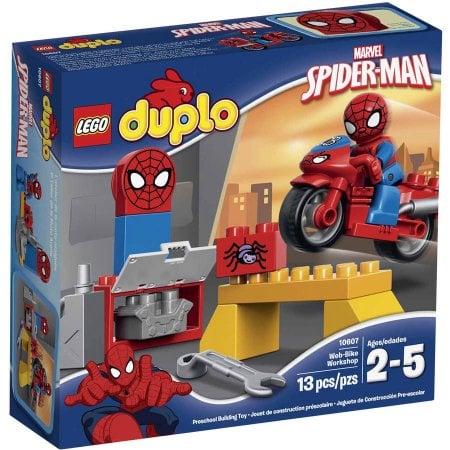 Spider-Man Lego Set