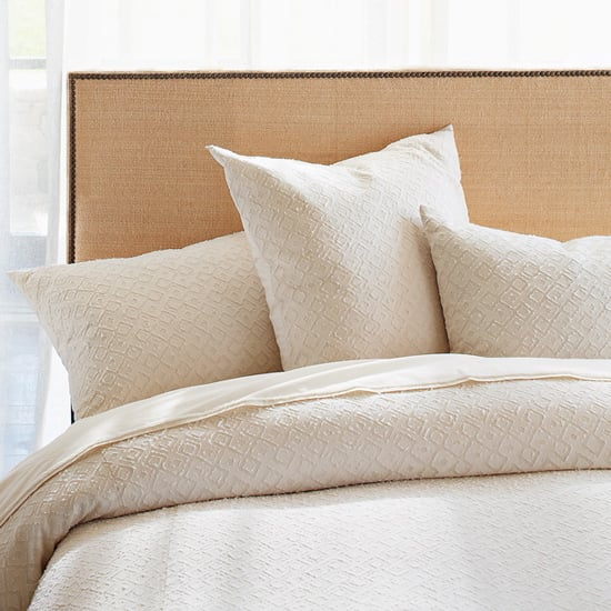 Upholstered Headboard Nailhead: Nice And New: West Elm's Nailhead Upholstered Headboard