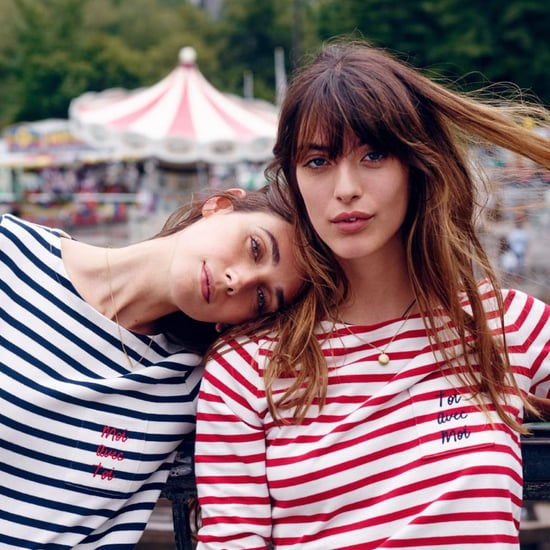 Madewell x Sezane Collaboration 2016