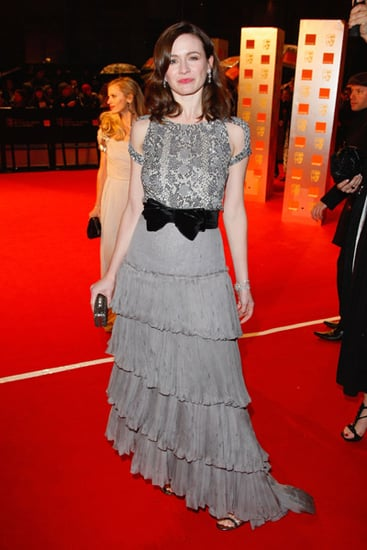 Emily Mortimer at 2009 BAFTA Awards