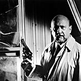 For those of you too horrified by Ms. Wardwell's choice in snack to realize, Loomis is also the last name of the beleaguered psychiatrist in the Halloween films.
