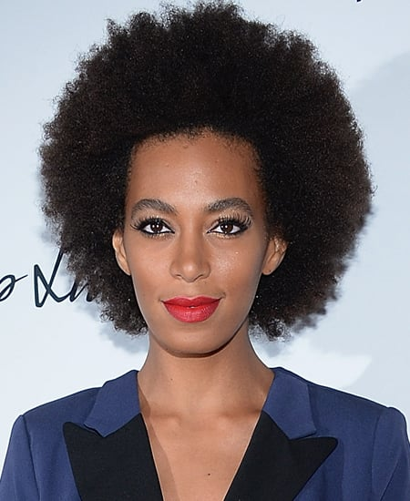 Celebrity Beauty Solange Knowles Best Hair & Makeup ...