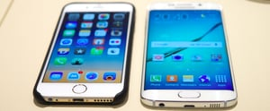 How Does the Samsung Galaxy S6 Compare to the iPhone 6?