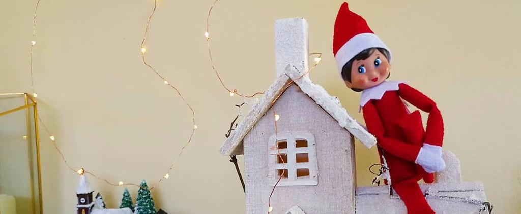 This New Elf on the Shelf Calendar Makes the Tradition Easier Than Ever