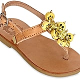 Be Happy Leather Sandals
