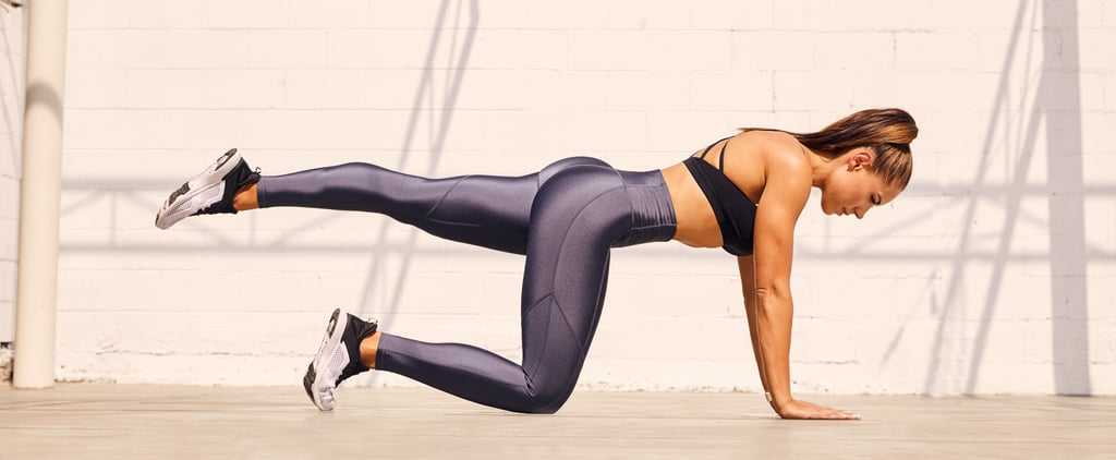 Kelsey Wells's 20-Minute Bodyweight Butt and Leg Workout