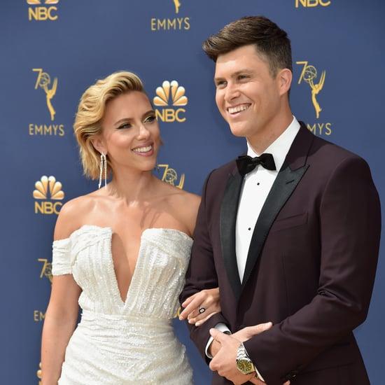 How Did Scarlett Johannson and Colin Jost Meet?