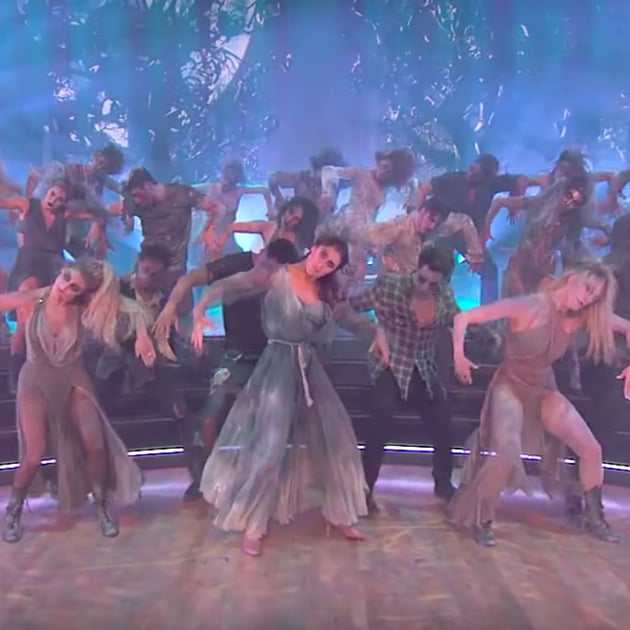 Dwts 2020 Halloween DWTS Performance to Billie Eilish on Halloween Night | Video