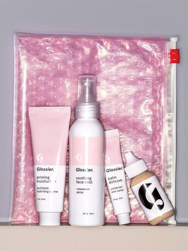 Glossier Skincare Set