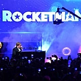 "Elton John and Taron Egerton Singing ""Rocketman"" at Cannes"
