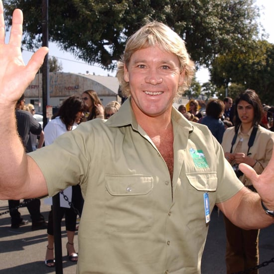 Steve Irwin's Family's Reactions to Hollywood Star June ...