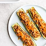 Taco Courgette Boats
