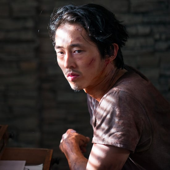 Steven Yeun Talks About Glenn's Death on The Walking Dead