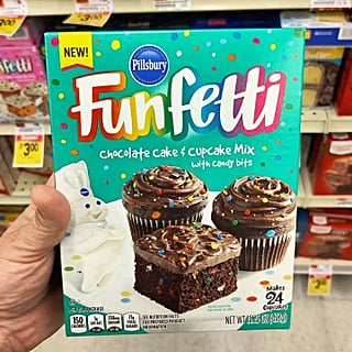 Funfetti Chocolate Cake Mix Now Exists, and Wow, What a Game Changer
