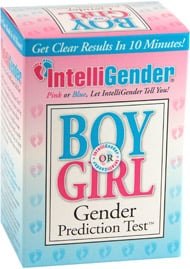 Forget the 20-Week Ultrasound, Take an At-Home Gender Test!