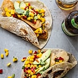 Vegetarian: Beer Battered Tofu Tacos